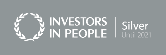 investor in people silver logo