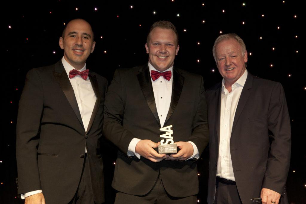 Charlie Carr serviced apartment awards