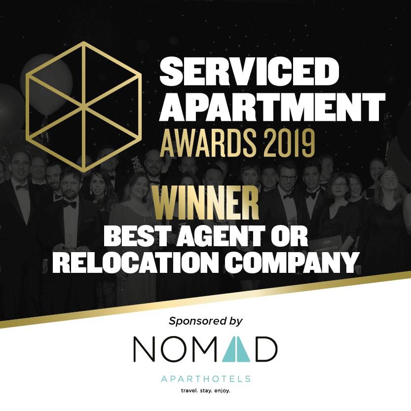 serviced apartment award winner