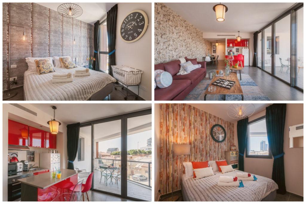 Florentine Apartment