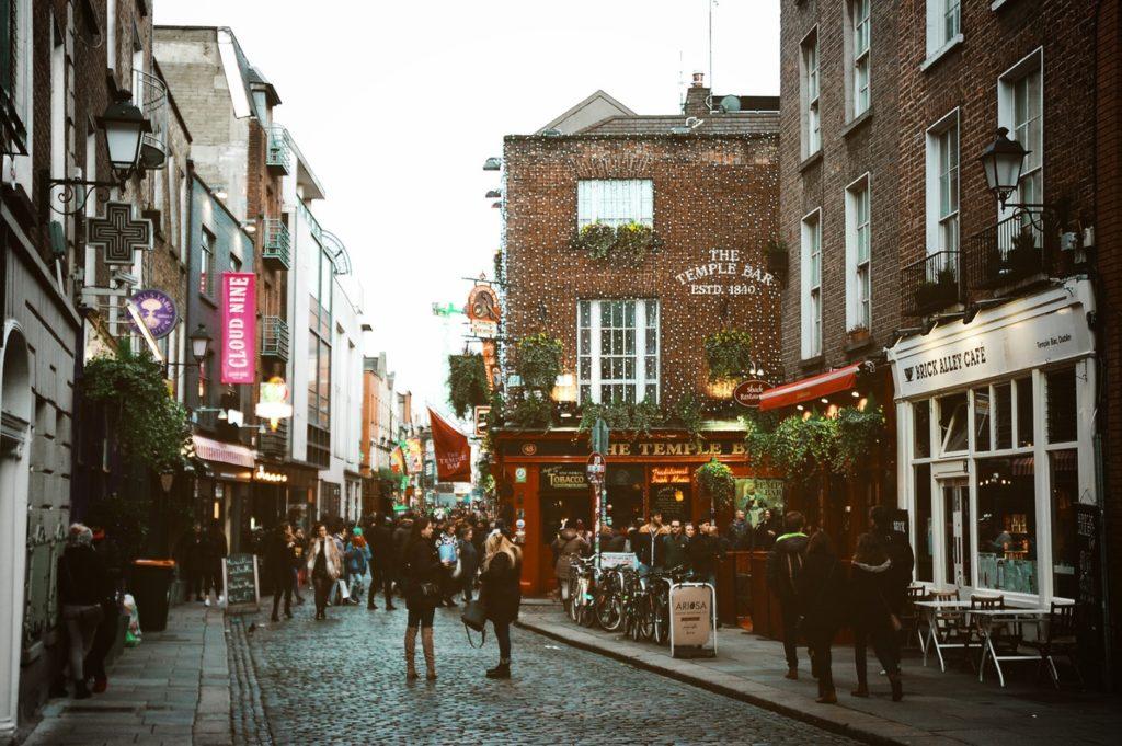 Dublin High Street