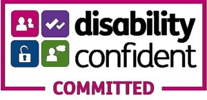 Disability Confident Committed Scheme Logo