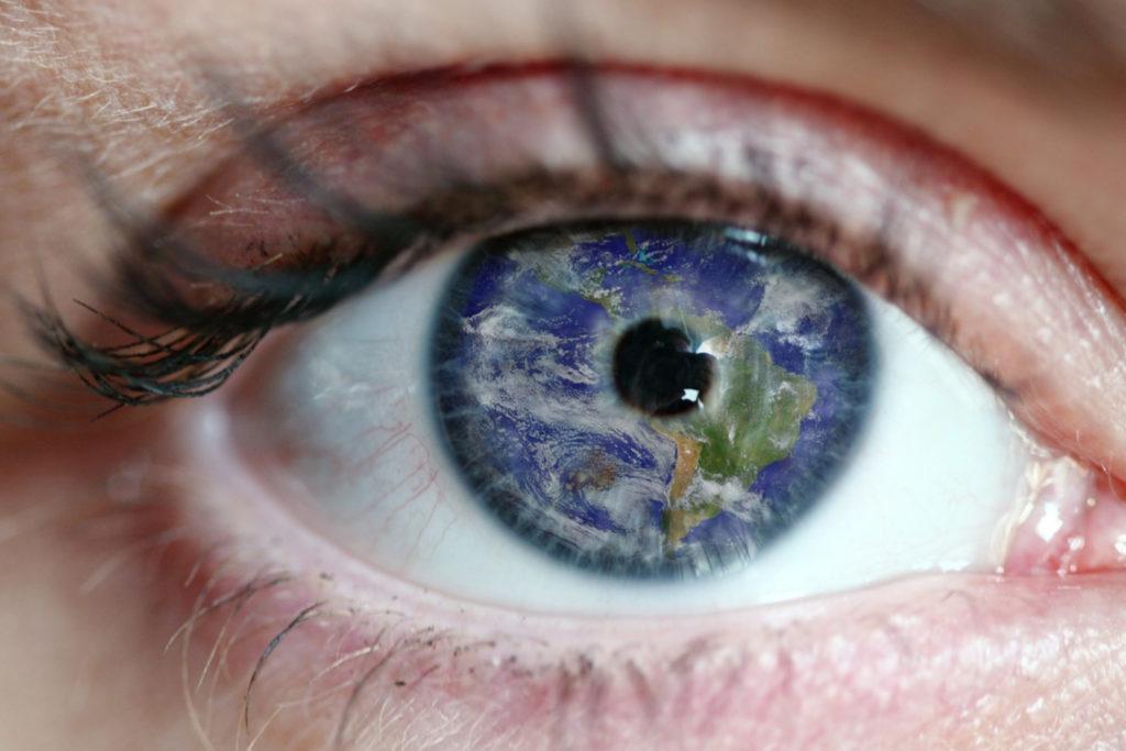 World through Eyes