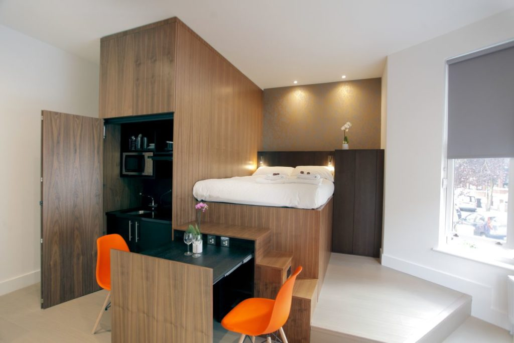London serviced accommodation - West Hampstead