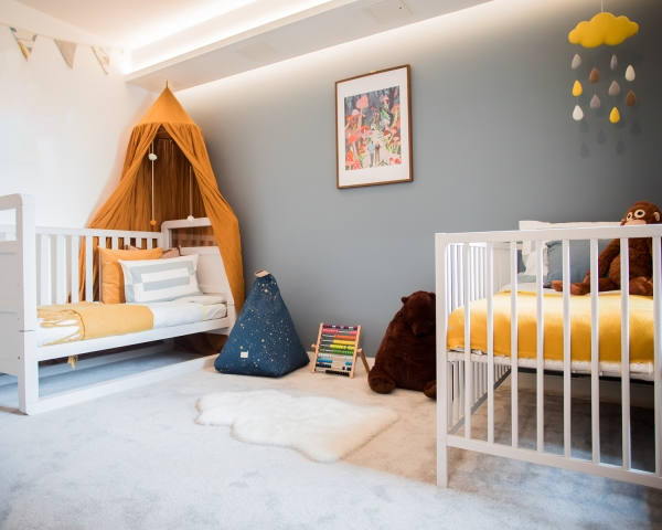 Family Friendly Apartment - Child's Room