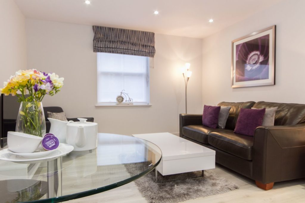 Serviced Apartment in Cambridge.