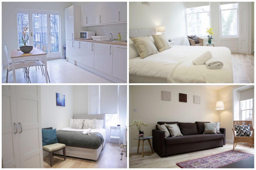 Pet Friendly West London Serviced Apartment