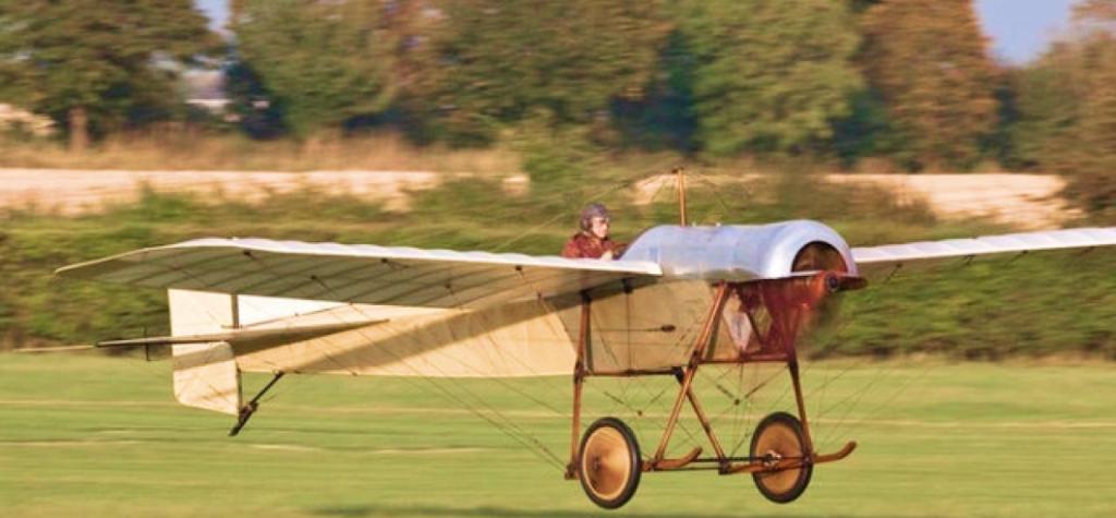 Blackburn Type D aeroplane.