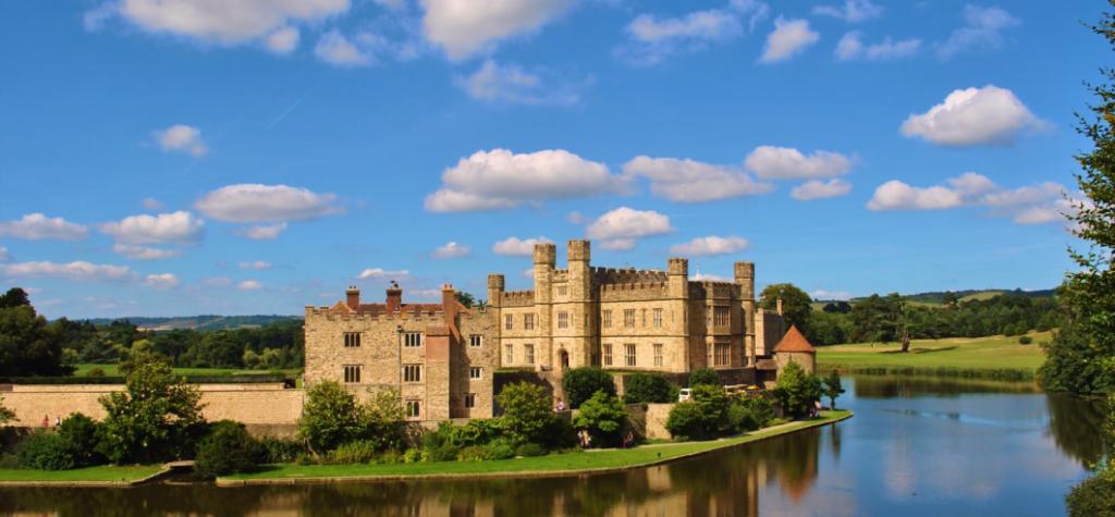 Facts about Leeds Castle