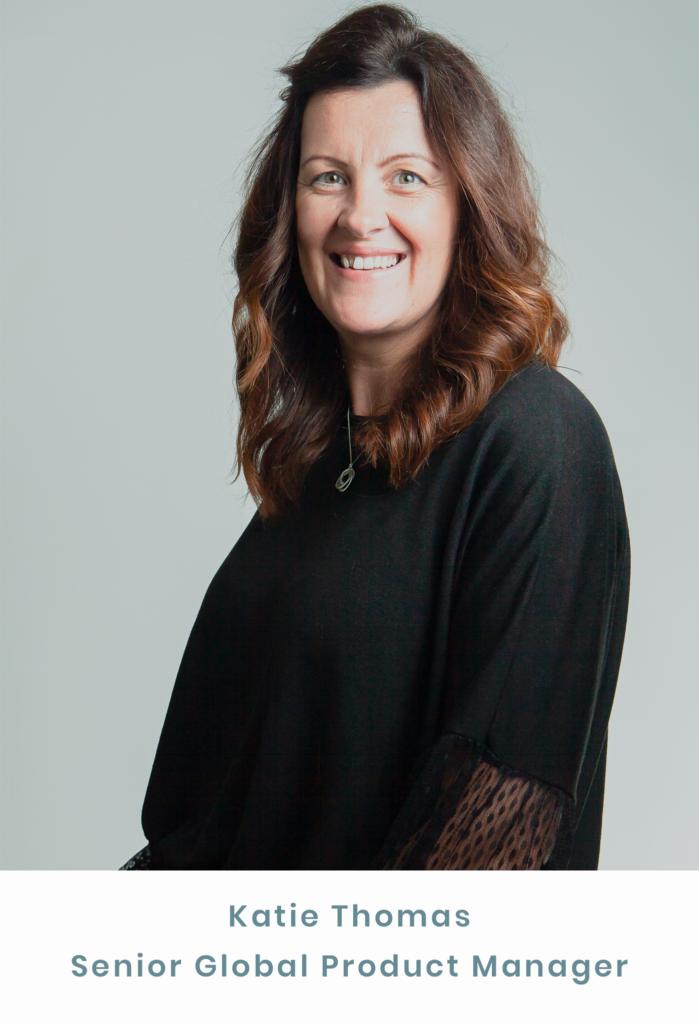 Katie Thomas is SITU's new Senior Global Product Manager.