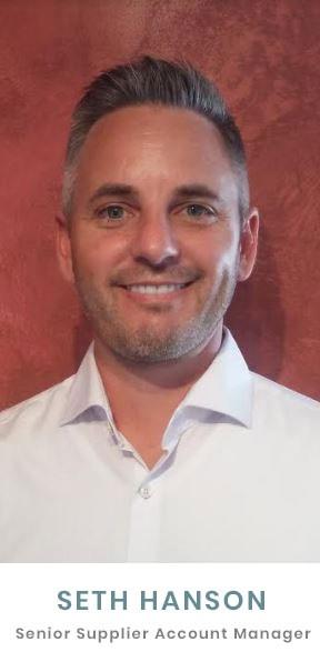 Seth Hanson is SITU's new Senior Supplier Account Manager