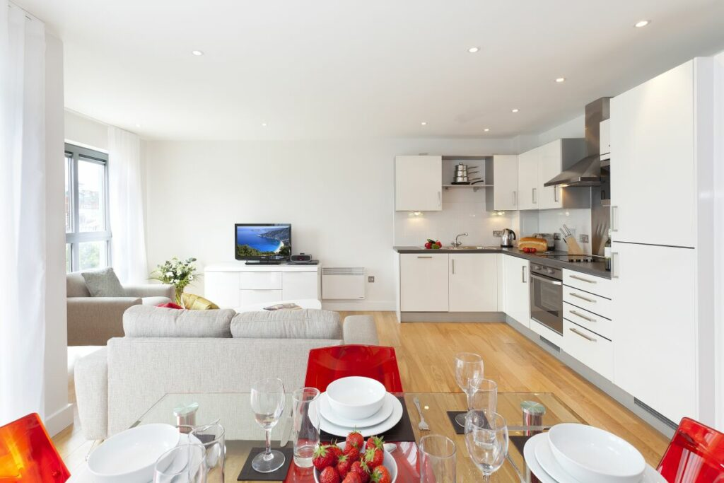 Moving to Bristol serviced apartments