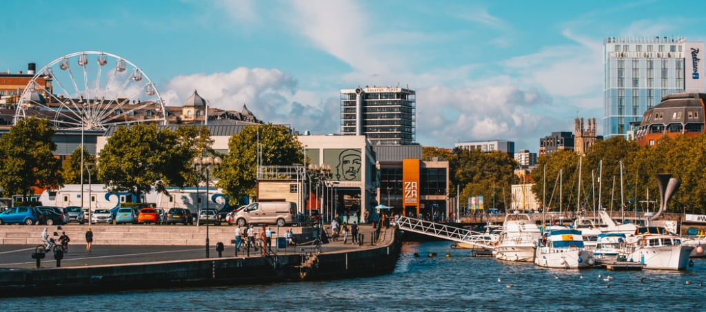 Things to do on Bristol Harbour