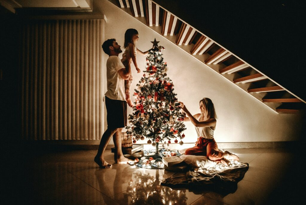 Family & Christmas in 2020