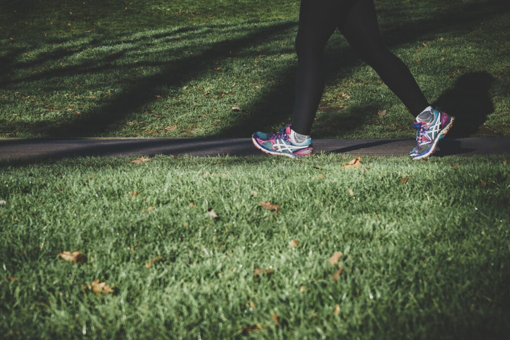 Exercise - Ways to combat loneliness and anxiety