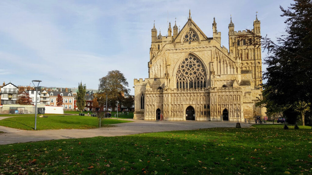 Things to do in Exeter - Exeter Cathedral