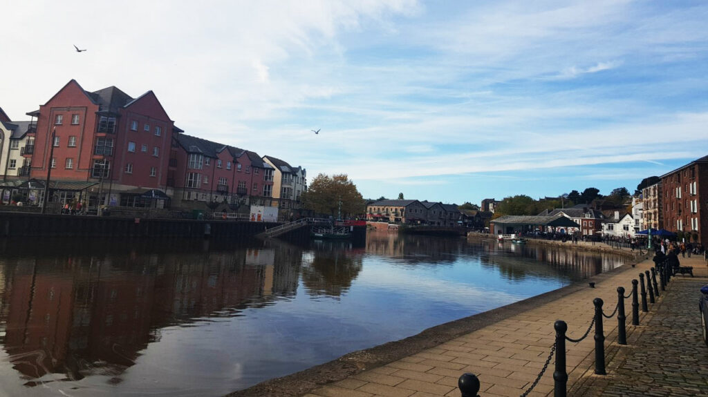 Things to do in Exeter - Exeter Quay