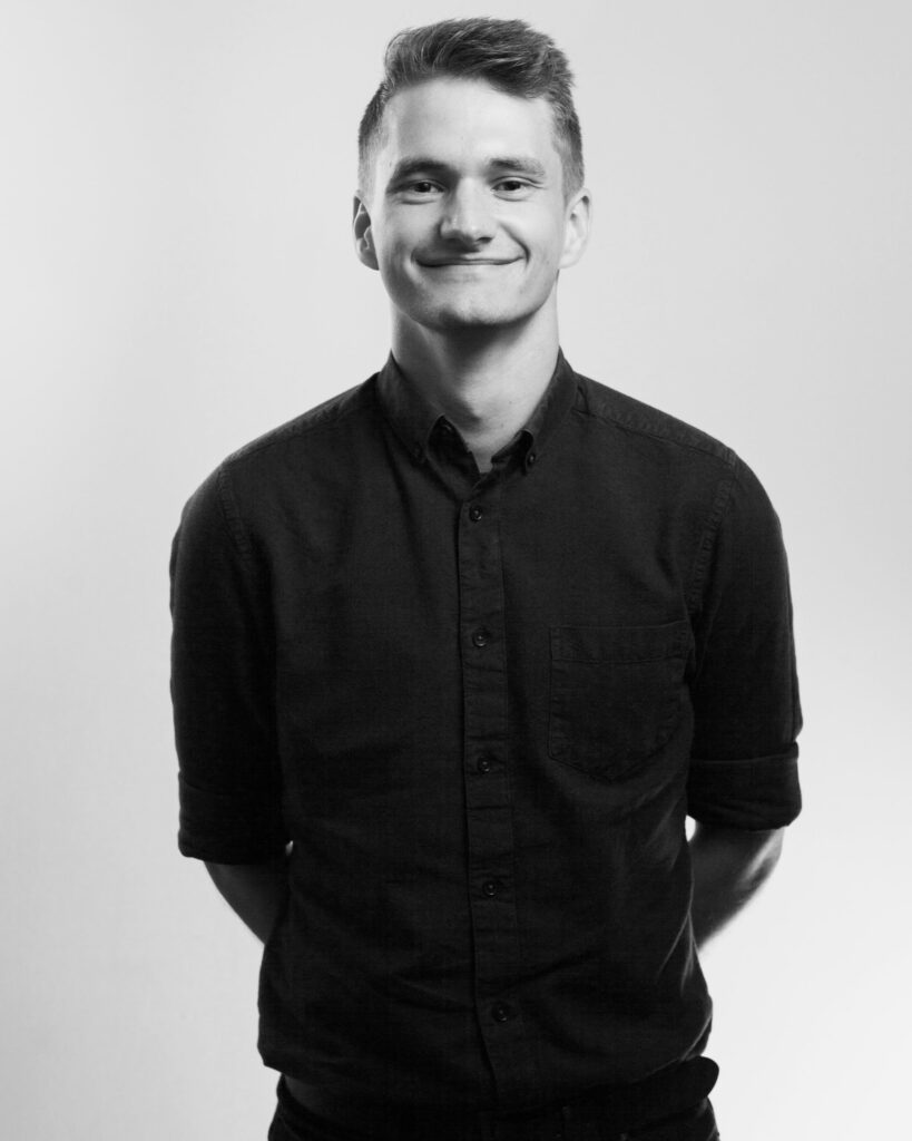 Matt Furnell -Shortlisted for Rising Star Award in the Business Travel People Awards 2021
