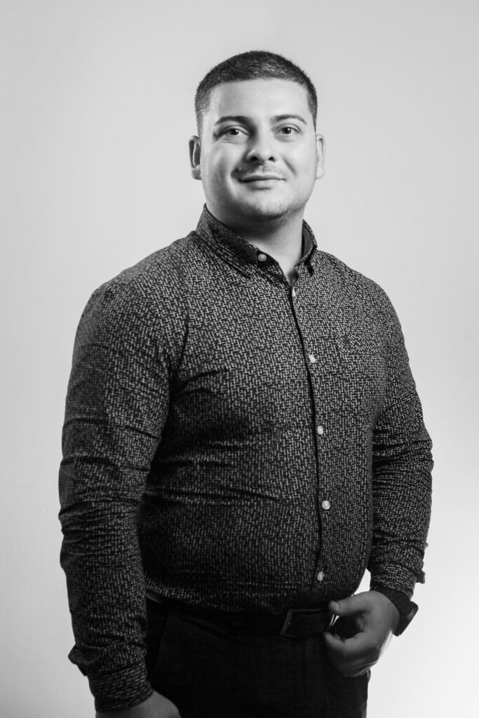 Kris Kolev - Shortlisted for the Best Newcomer Award in the Business Travel People Awards 2021