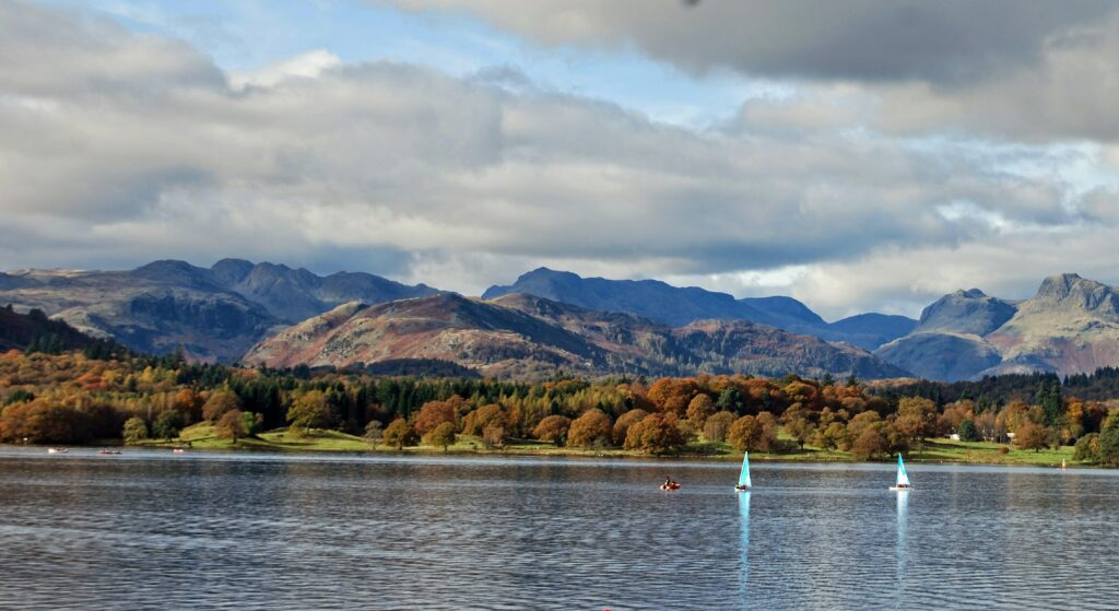 Top 10 UK National Parks for your Summer Staycation- Lake Windermere