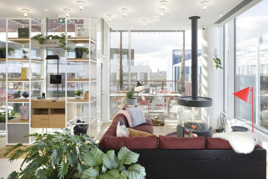 Live Availability apartments across five continents - Zoku, Copenhagen