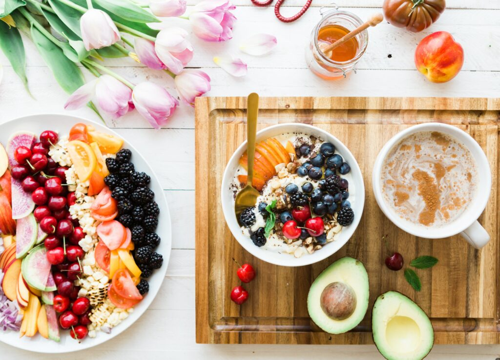 Eat a healthy breakfast - Top Tips for Productivity at Work