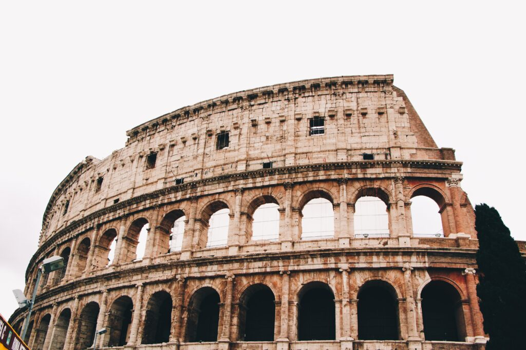Where is Visit in Rome - The Colosseum
