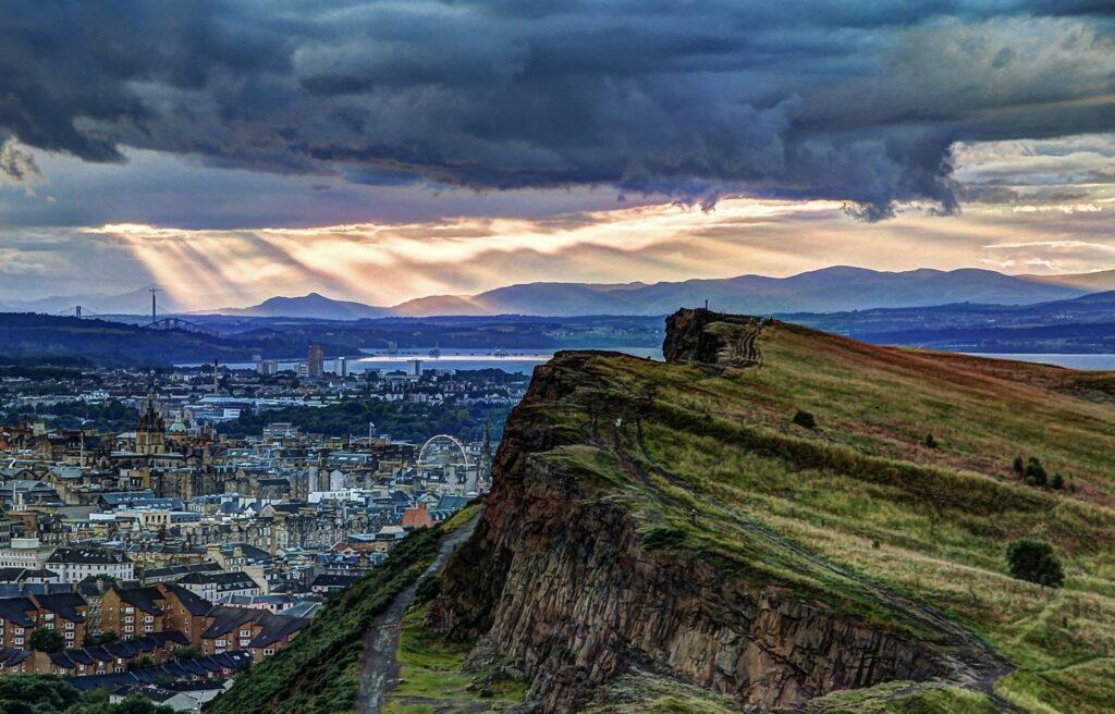 Arthur's Seat - Historical Tour of Scotland
